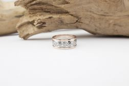 Personalize Your Wedding Rings With Ogham Engravings