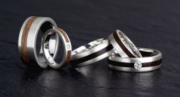 The Guide To Men's Wedding Rings