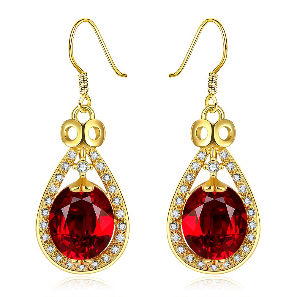 Classic And Stylish Diamond Earrings