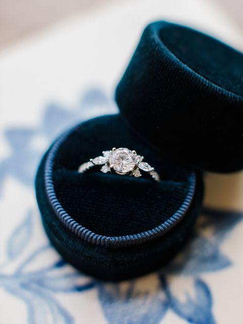 Unique Modern Wedding Rings