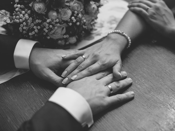 A Wedding Ring Involves Deep Love and Commitment For the Wedding Couples