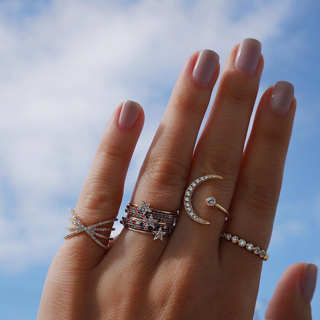 Four Unique Engagement Ring Designs