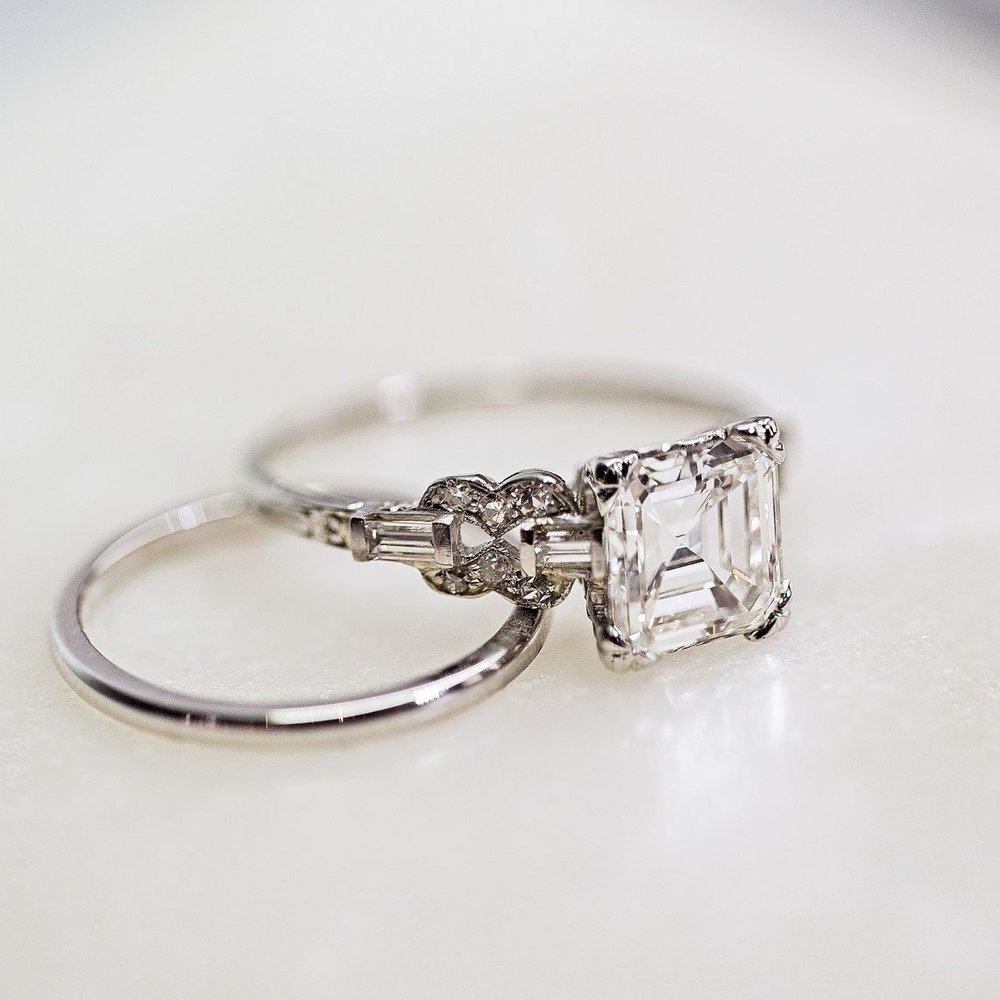 Antique Engagement Rings - Secrets To A Good Find