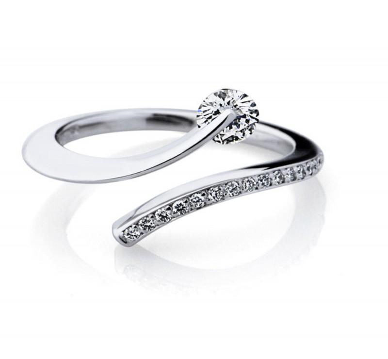 Modest Wedding Rings Sets | Diamond District Block