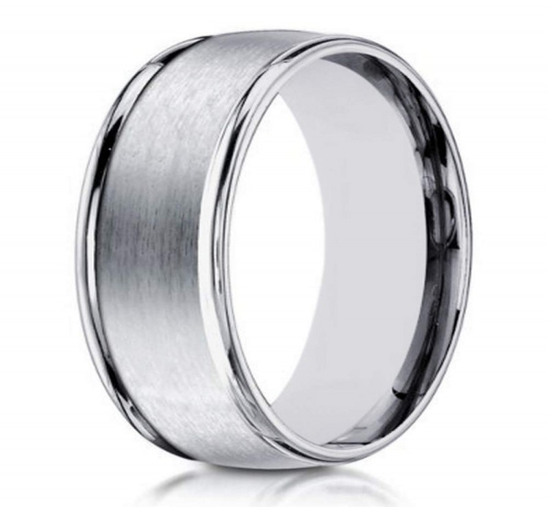 Right Wedding Ring For A Men