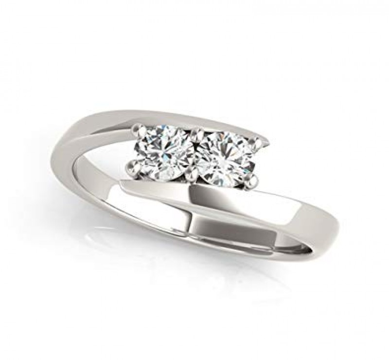 Reasonable Wedding Rings | Diamond District Block