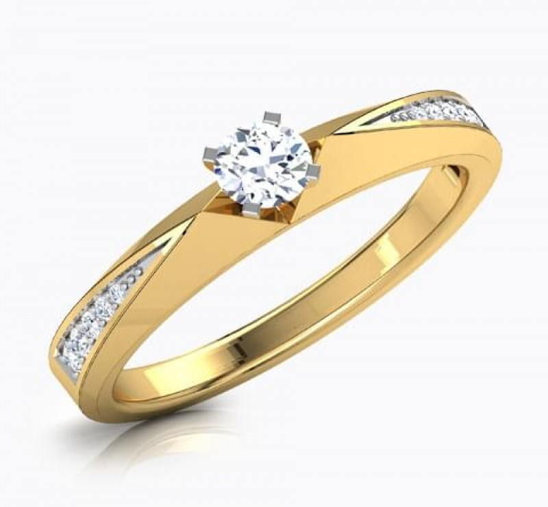Engagement Ring For a Personal Touch