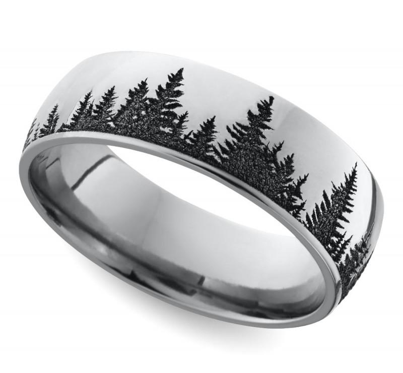 Popular Mens Wedding Rings