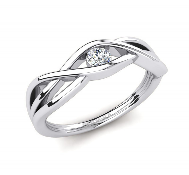 Diamond District Diamond Wedding Rings
