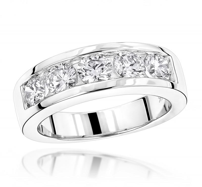 Men's Diamond Wedding Rings Found online
