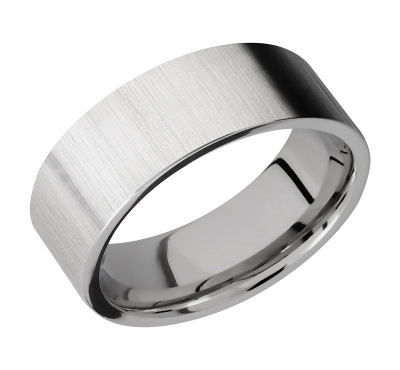 Choose Your Own Titanium Wedding Rings