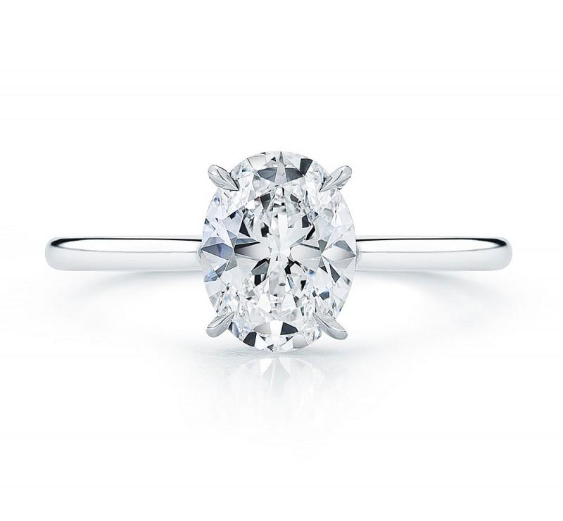 Diamond District Diamond Alternative Engagement Rings