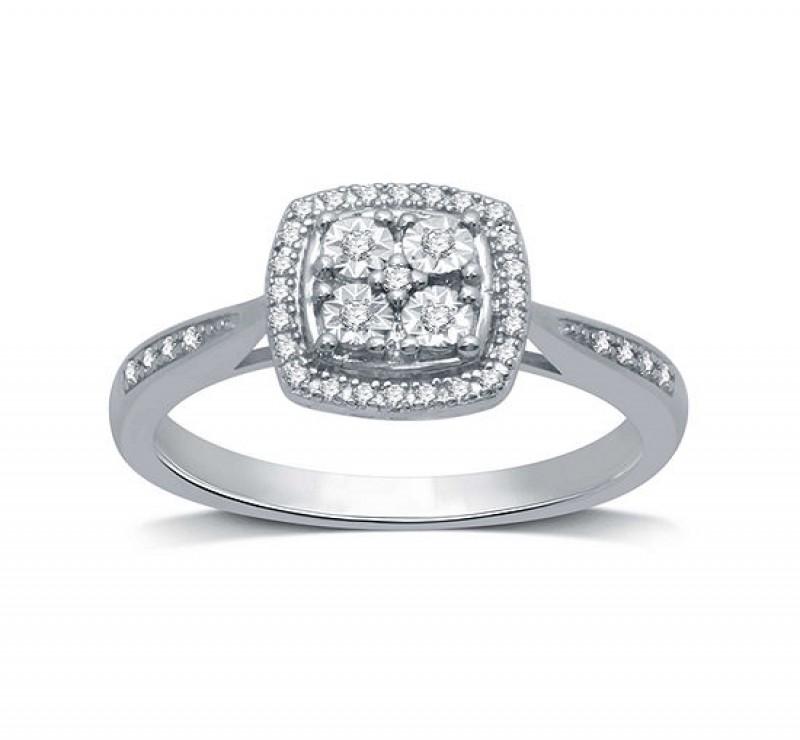 Unique Diamond District Wedding Rings Sets