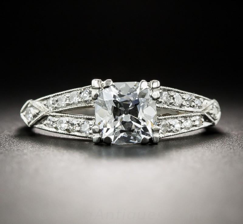 Unique Diamond Wedding Ring Sets