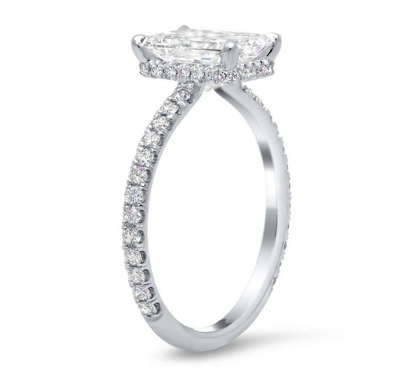 Diamond District Engagement Ring - Love Is Meant To Be Shared