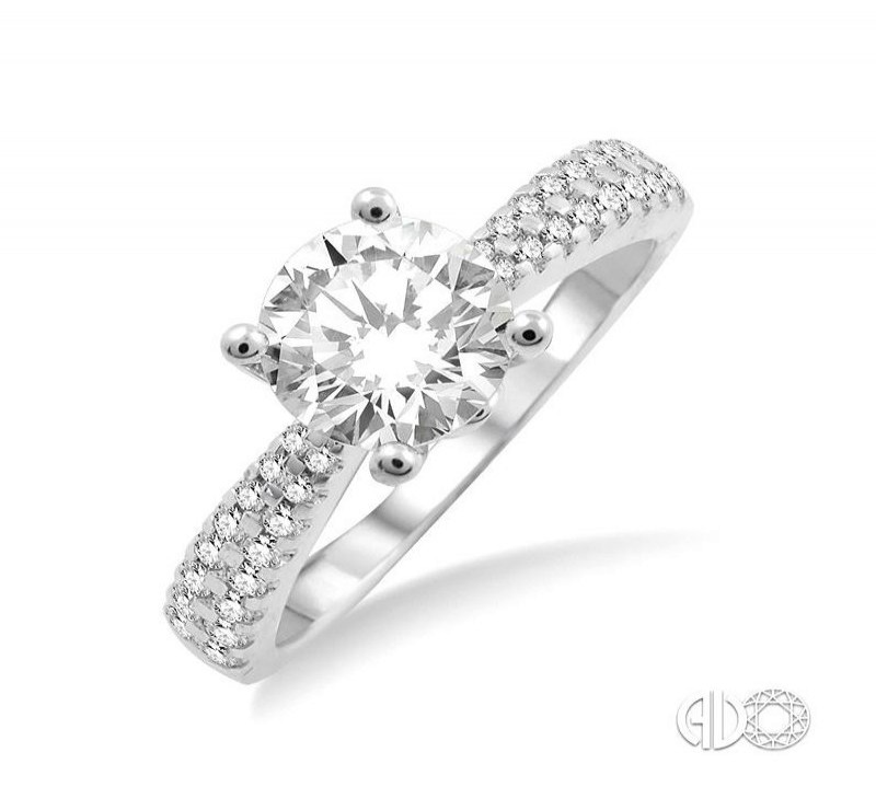 Buy Exclusive Diamond District Enlivened Engagement Rings