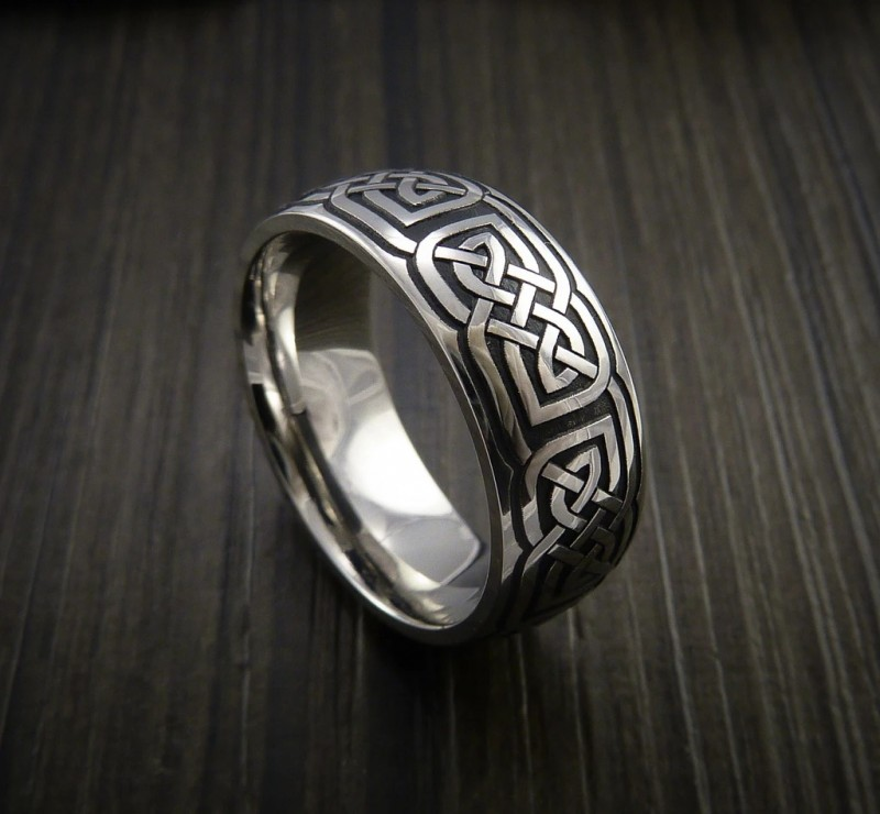 How Custom Celtic Engagement Rings Are Made