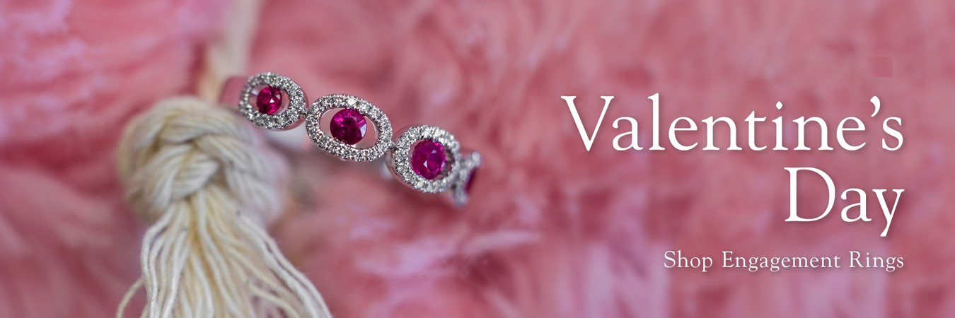 Valentine's day Shop Engagement  Ring