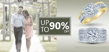 Special discount on wedding rings
